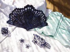 Peinetas y complementos de flamenca