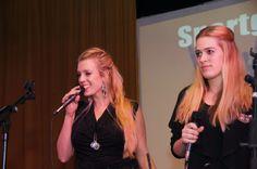 Optreden at sportgala Bilthoven