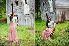 Monica | BHS Class of 2013 | Carly Carlson Photography