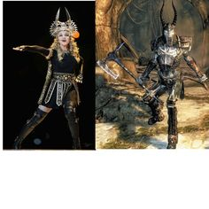 SKYRIM COSPLAY    I couldn't stop laughing.