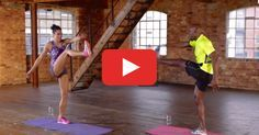 This bodyweight-only workout is super intense and targets every major muscle group.