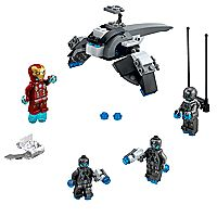 Iron Man vs. Ultron Playset by Lego - Marvel's Avengers: Age of Ultron