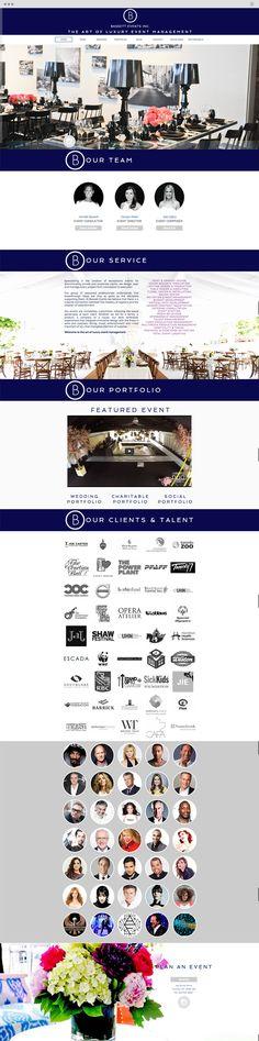 Bassett Events inc. | The art of luxury event management