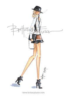 Brittany Fuson: Happily Grey www.brittanyfuson.com