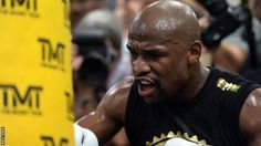 """Floyd Mayweather is a five-weight world champion having made his debut in 1996  Floyd Mayweather says his fight with Conor McGregor in Las Vegas on 26 August """"won't go the distance"""".  Mayweather  40 has won all 49 of his professional bouts but has not boxed since  September 2015 and came out of retirement to fight the Irishman. The 29-year-old mixed martial arts fighter has not boxed professionally. """"He's  looking forward to ending the fight early I'm looking forward to  ending the fight…"""