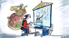 Business education: Change management | The Economist