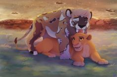 Tender - Commission by Shembre Lion King 1, Lion King Fan Art, Lion Art, Disney Lion King, Big Cats Art, Furry Art, Cartoon Wallpaper Iphone, Cute Cartoon Wallpapers, Lion King Drawings