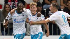 Starker Start in die Europa League: FC Schalke belohnt sich gegen Nizza