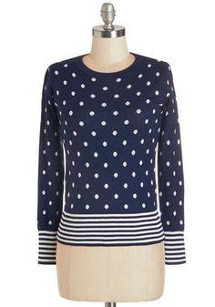 Dream Come Cute Sweater, @ModCloth