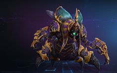Anub'arak, Traitor King by Mr--Jack.deviantart.com on @DeviantArt