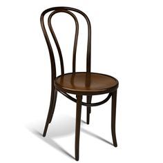 Hairpin Wood Chair $110