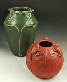 Jw Art Pottery - Jacquie Walton - Arts & Crafts - Bungalow