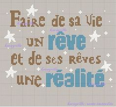 Belle découverte Cross Stitch Quotes, Cross Stitch Love, Cross Stitch Patterns, Hama Beads Disney, C2c, Beading Patterns, Blackwork, Pixel Art, Embroidery Stitches