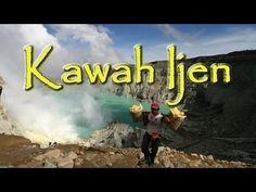 Kawah Ijen Jáva, Dovolená Bali, ostrov Bali,  Indonésie Java