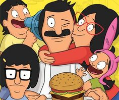 TV on DVD - Bob's Burgers, American Dad, and Ben 10
