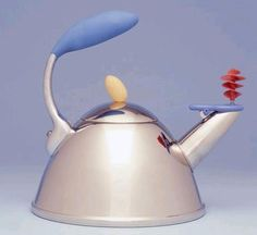 So long, teapot: March brings the final shipment of Michael Graves housewares to Target. The collaboration was the first and the longest in the retailer's history Michael Graves, Target, Contemporary Building, Alessi, Postmodernism, Building Design, Kettle, Tea Pots, Modern Design