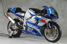 Photos: 33 Years of Suzuki Endurance Road Racing - Asphalt & Rubber Suzuki Bikes, Suzuki Motorcycle, Moto Bike, Suzuki Gsx, Racing Motorcycles, Gsxr 750, Racing Team, Road Racing, Japanese Motorcycle