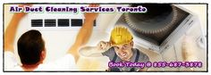 Dust Chasers is cleaning leading company in Toronto, which provides high quality and professionals Air Duct Cleaning Services at market leading prices in all over Ontario. Our experienced team of workers uses the most effective ways to perform these services.