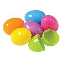 Option for Plastic Eggs; week 2