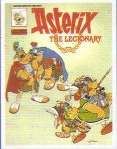 the legionary