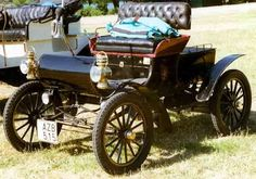 Oldsmobile Curved Dash - 1903