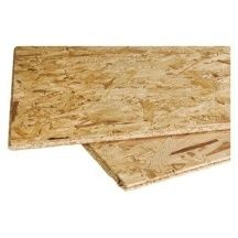 Panneau OSB3 sans formaldéhyde milieu humide bords droits 250x125cm 15mm - NORBORD NV - null - Bois Panneaux Menuiseries - Dispano