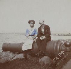 """otmacamera: """"Grand Duchess Olga Nikolaevna in Peterhof, 1911 """""""