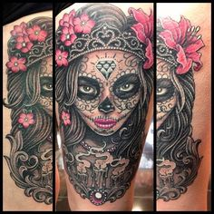roses lace tattoo - Google-Suche
