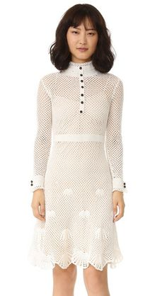 Derek Lam Embroidered Dress | SHOPBOP