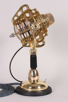 microphone Piano, Vancouver, Art Nouveau, Sculpture Metal, Recording Equipment, Steampunk Design, Ink Wash, Vintage Microphone, Sound Proofing