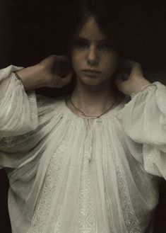 La Jeune Fille by David Hamilton, 1978