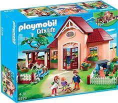 Playmobil - 0440141 - Jeu De Construction - 5529 - Clinique Vétérinaire Playmobil http://www.amazon.fr/dp/B00FJR0RP2/ref=cm_sw_r_pi_dp_vY4Eub1YS2S9T