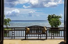 DecoArt24.pl Widok na morze, Mauritius - fototapeta - POZOSTAŁE - ARCHITEKTURA - FOTOTAPETY