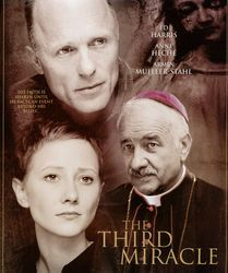 THE THIRD MIRACLE.  Ed Harris portrays a priest researching true miracles.
