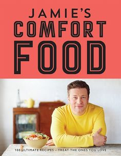 Booktopia has Jamie's Comfort Food, 100 Ultimate Recipes - Treat The Ones You Love by Jamie Oliver. Buy a discounted Hardcover of Jamie's Comfort Food online from Australia's leading online bookstore. Jamie Oliver Comfort Food, Dorian Cuisine, Bouillabaisse, Epic Meal Time, Risotto, Broken Book, Cooking For Beginners, New Books, Nostalgia