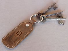 Don't want to be that flatmate that always forgets their keys?? Grab one of our Leather Keyrings here https://www.scaramangashop.co.uk/item/1216/134/Leather-Accessories/Leather-Keyring.html