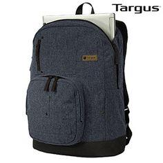 """Targus Denim Backpack for 16"""" Laptops    http://gift-store.eu"""