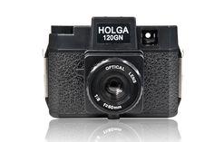 Holga 120 GN Glass Lens Camera