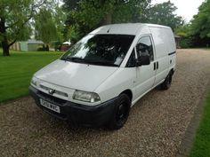 2001 PEUGEOT EXPERT 2.0TD 2335kg Panel Van in BIRMINGHAM on Auto Trader Vans