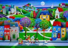 """Let's Go To Saumur"" - Iwona Lifsches"