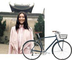 The Giving Spree | Liu Wen