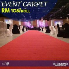 Events for sale, in Klang, Selangor, Malaysia. Best Event Carpet Supplier & Installer In M´sia Just From High quality materials Artificial Grass Carpet, Carpet Cover, Garden Solutions, Experiential Marketing, Flooring Store, Promotional Events, Free Classified Ads, Free Ads, Carpet Runner