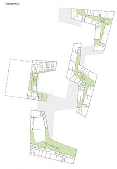 First Floor Plan - render