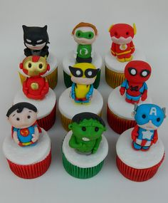 Super Heroes! by Ana_Fuji, via Flickr