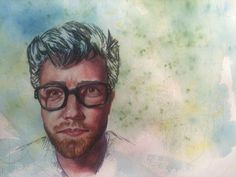 Custom Portraits 8x10 by amsheppard on Etsy, $75.00