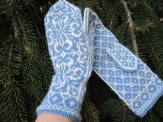 Ravelry: Norwegian Snowflake pattern by Natalia Moreva