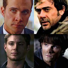 Winchesters - Henry, John, Dean & Sam