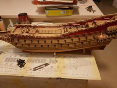 Model Ships, Victorious, Rpg, Drawings, Dioramas, Boats, Scale Model, Concept Ships
