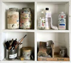 From the Studio – Ellen Heck Carol Ann, Deco, Studio, Art, Art Background, Kunst, Decor, Studios, Deko
