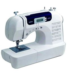 Brother CS6000i Computerized Sewing Machine - This is the sewing machine I bought for my 8 year old granddaughter for Christmas.